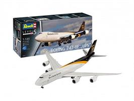 Boeing 747-8F Freighter UPS