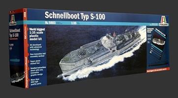 SCHNELLBOOT S - 100 - PRM EDITION