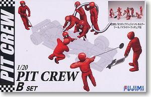 Pit Crew Set B