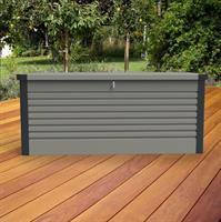 Förråd patio grå