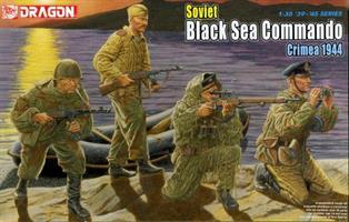 Soviet Black Sea Commando - Crimea 1944