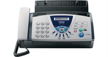 TELEFAX, BROTHER FAX-T104