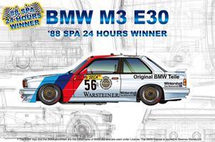 BMW M3 E30 Group A 1988 Spa 24 Hours Winner