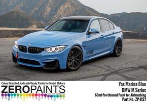 BMW Yas Marina Blue