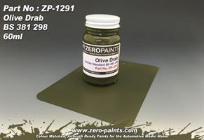 Olive Drab Paint 60ml