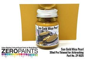 Sun Gold  Mica Pearl 30ml