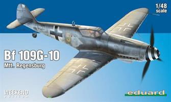 Bf 109G-10 Mtt. Regensburg