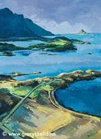 Nordtun, orginalmaleri