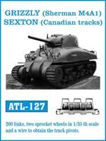 ATL-127 GRIZZLY (Sherman M4A1), SEXTON (Canadian t