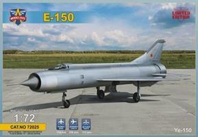 MIG Ye-150 Interceptor prototype