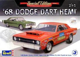 '68 Dodge Dart Hemi 2'n1