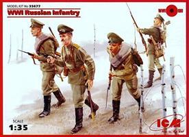 WWI Russian Infantry