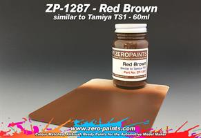 Red Brown - Similar to TS1 60ml