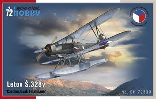 """Letov Š.328v """"Czechoslovak Floatplane"""""""