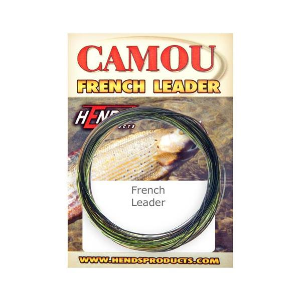 Camou French Leader 450cm 0,21