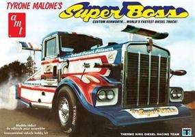 Tyrone Malone Kenworth Super Boss Drag Truck