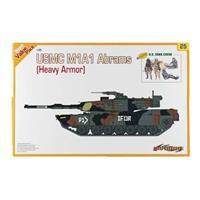USMC M1A1 Abrams (Heavy Armor) + Bonus U.S. Tank C