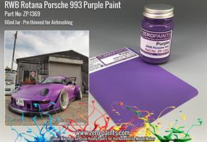 RWB Rotana Porsche 993 Purple Paint 60ml