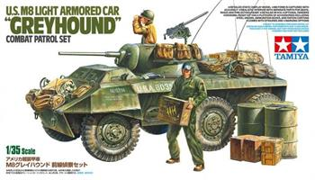 US M8 Light Armored Car