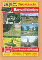 Banvallsleden - cykelkarta