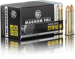 .22 MAGNUM FMJ RWS (50)