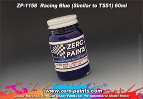 Racing Blue Similar to TS51 60ml