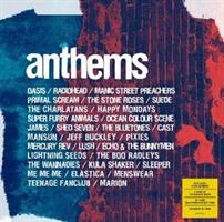 Anthems-Diverse Artister