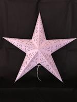 Pappers stjärna 60 cm