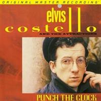 ELVIS COSTELLO & ATTRACTIONS-Punch the Clock(MOFI)