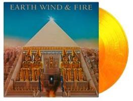 EARTH WIND & FIRE-All 'N All