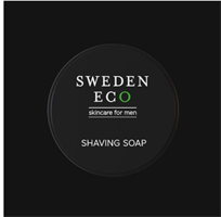 Shaving Soap Sweden Eco  60ml