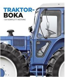 Traktorboka på bestselgerlisten!