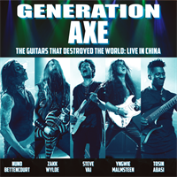Generation Axe-The Guitars That Destroyed The Worl
