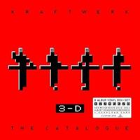 Kraftwerk-3-D The Catalogue