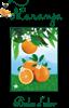 Appelsin refill 200ml