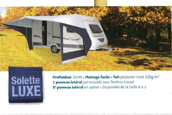 Solette Lux Solseil Str J 980-1015