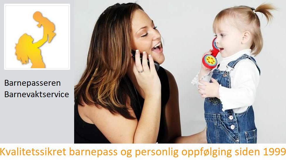 Barnevakt - Barnepasseren Barnevaktservice - Oslo