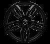 GMP ATOM 19x8.5 ET35 5X112 Glossy Black
