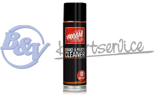 Vrooam Brake & Part Cleaner 500ml