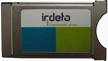 Irdeto-Cryptoworks cam