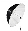 Umbrella Deep White L (130cm/51