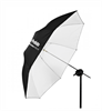 Umbrella Shallow White M (105cm/41