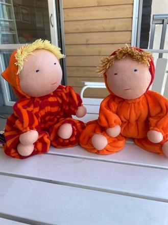 Två nya goa mellanbarn - lyser i kapp med solen!