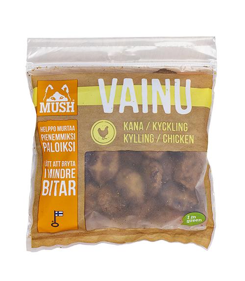 MUSH VAINU Kylling-godbiter 150 g