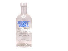 Absolut Vodka 12x5 cl 40%