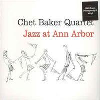 Chet Baker Quartet-Jazz at Ann Arbor
