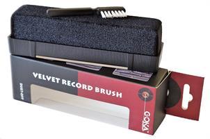 Fløyelsbørste for vinyl