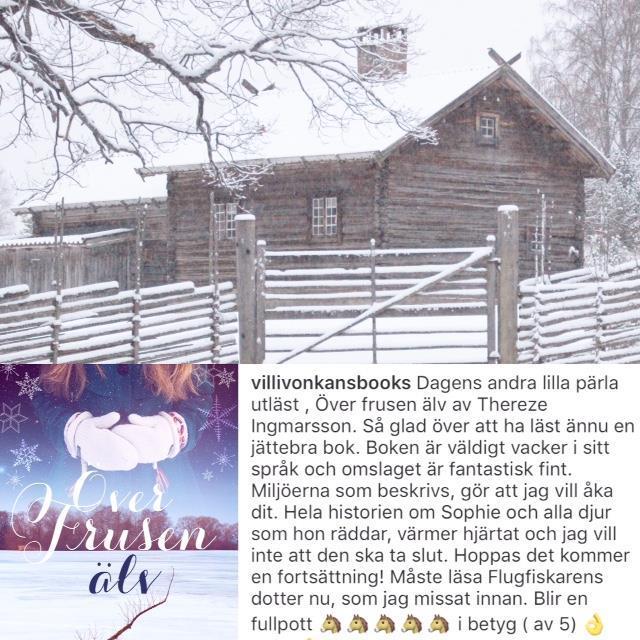 """""""Över frusen älv"""" betyg 5/5"""