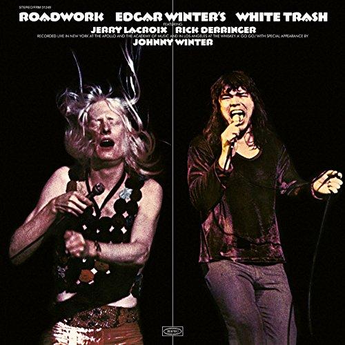 EDGAR WINTER-Roadwork(LTD)