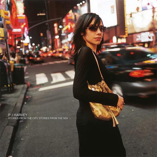 PJ Harvey-Stories From The City, Stories From The Sea
